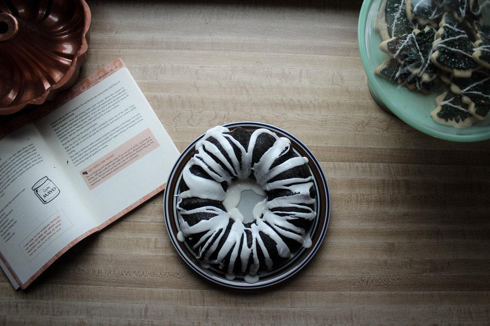 Nordic Ware - Chocolate Bundt Cake