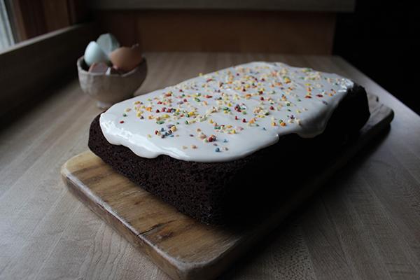Chocolate Snack Cake