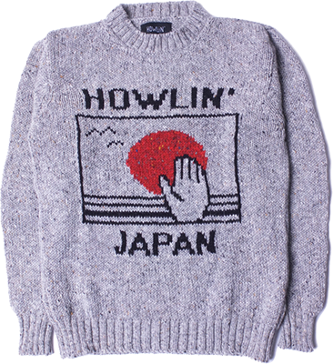 Howlin Japan Sweater