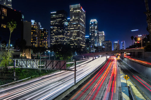 Los Angeles - Landscape Photography in Philadelphia - Dave Rose Photo Los Angeles — Dave Rose Photo