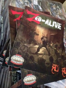 Zed or Alive Books