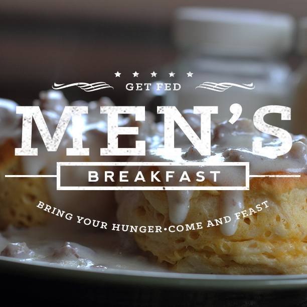 Really good food and really rad dudes. This is a great way to get connected with the men of Christ's Chapel.