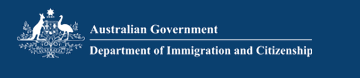 "Figure 1: Website banner logos for three agencies in the Australian Government. The requirement to use the crest and the words ""Australian Government"" as shown helps consistency but harms suitability. Users have to work harder to identify the agency than they would if each agency had their own unique logo."