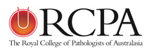 The Royal College of Pathologists of Australia logo