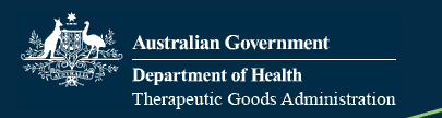 Therapeutic Goods Administration logo