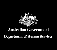 Department of Human Services logo