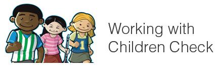 Working with Children Check (Victoria) logo