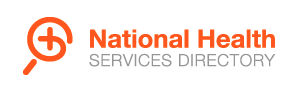 National Health Services Directory logo