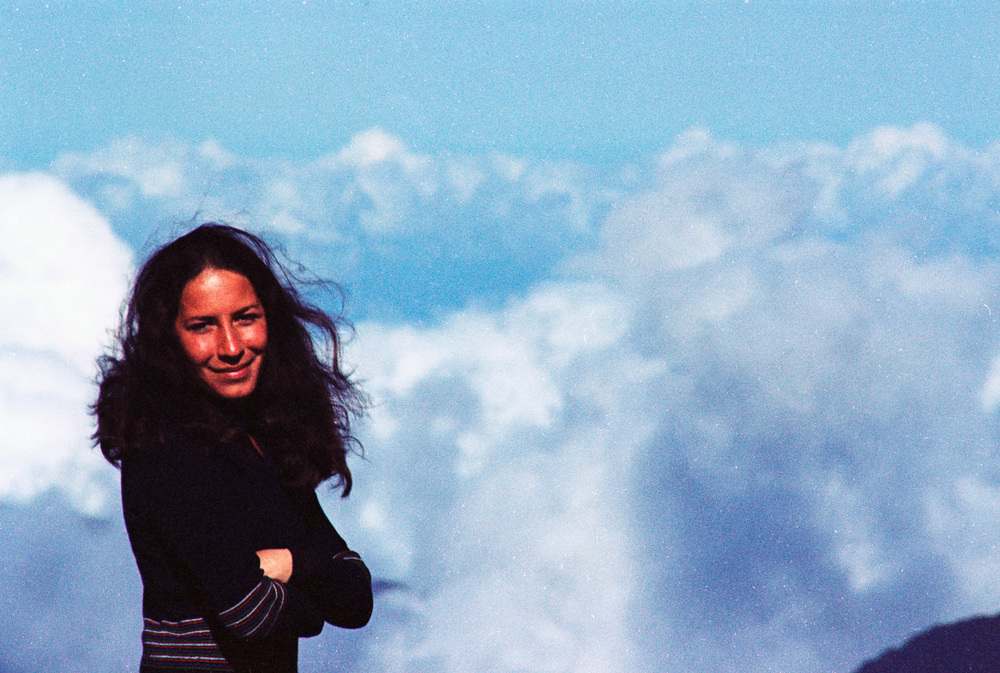 1973 Hawaii - Lani Hall Alpert - Photographer Herb Alpert