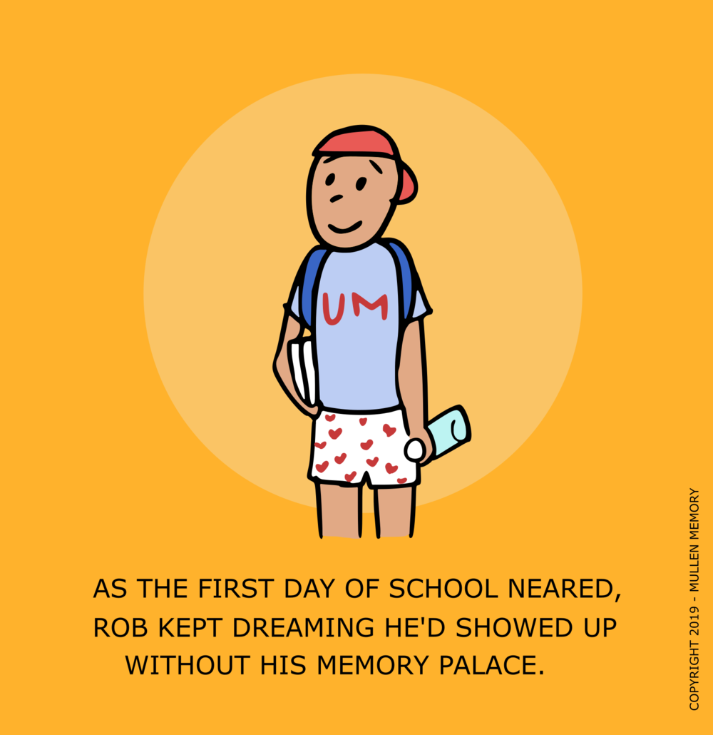Hit the Ground Running: A Quick Guide to Mastering the Memory Palace Before School Starts