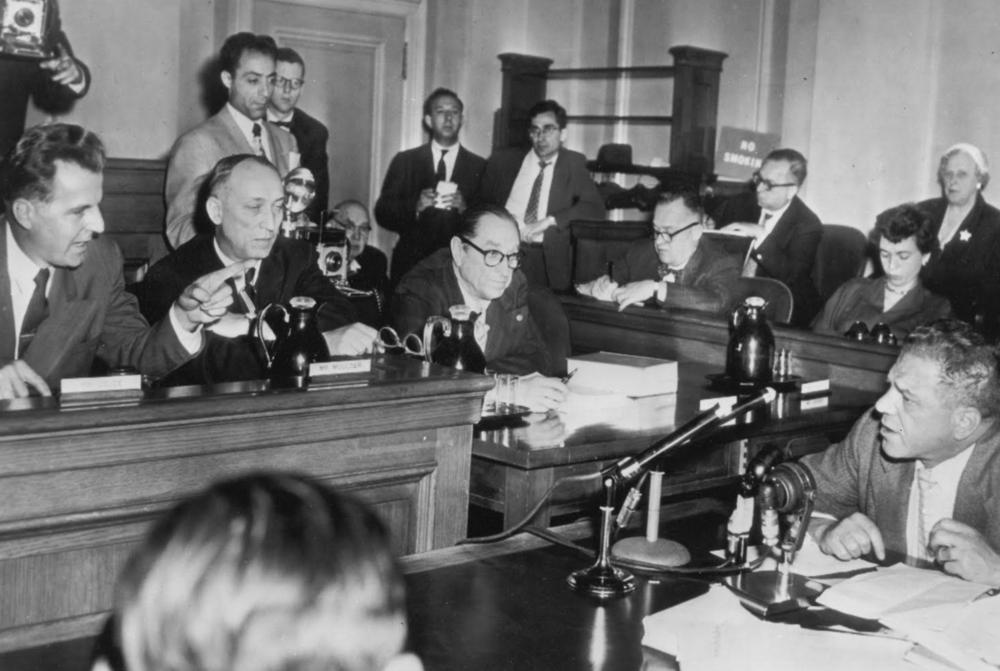 House Un-American Activities Committee -