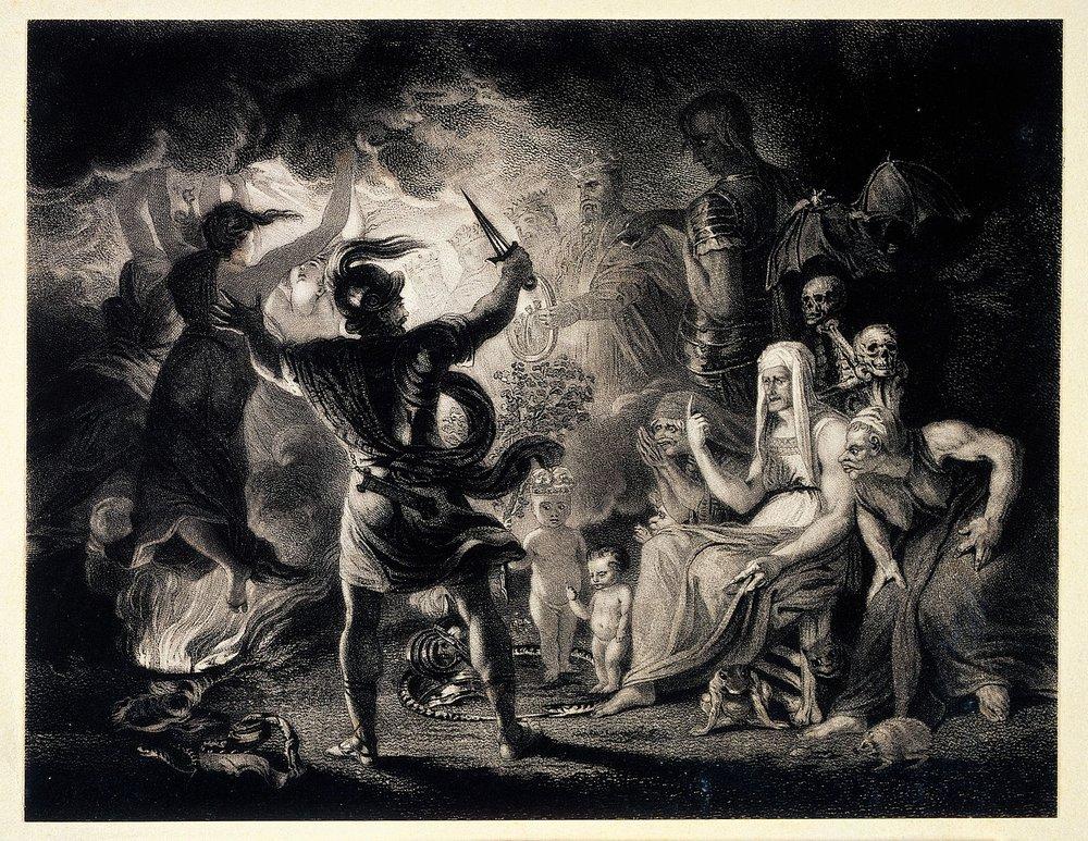 Macbeth 890 CE -