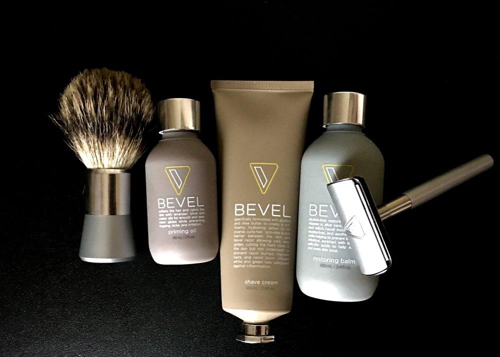 Bevel Shave System - $59.95