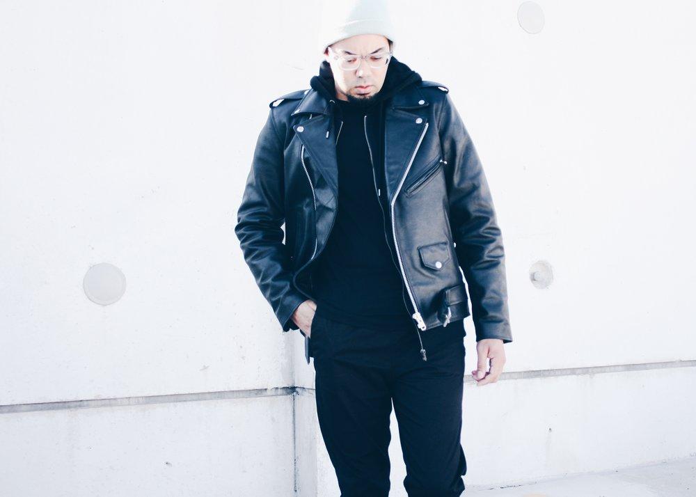 sam-c-perry-leather-jacket-black-hoodie-pocket-crop.jpg