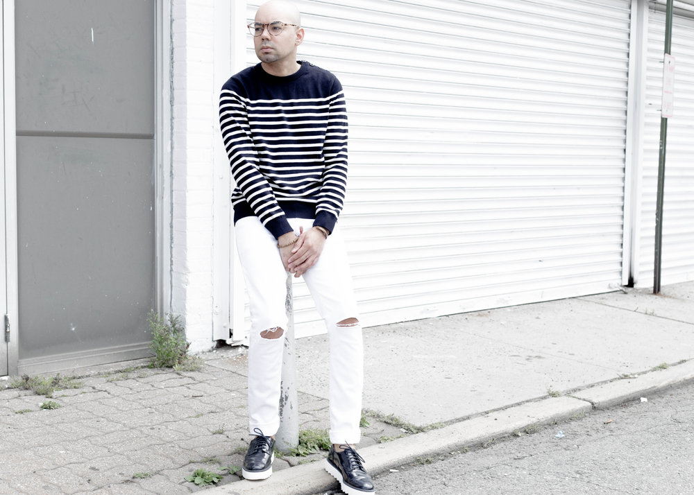 5 Ways to Wear Stripes this Spring -