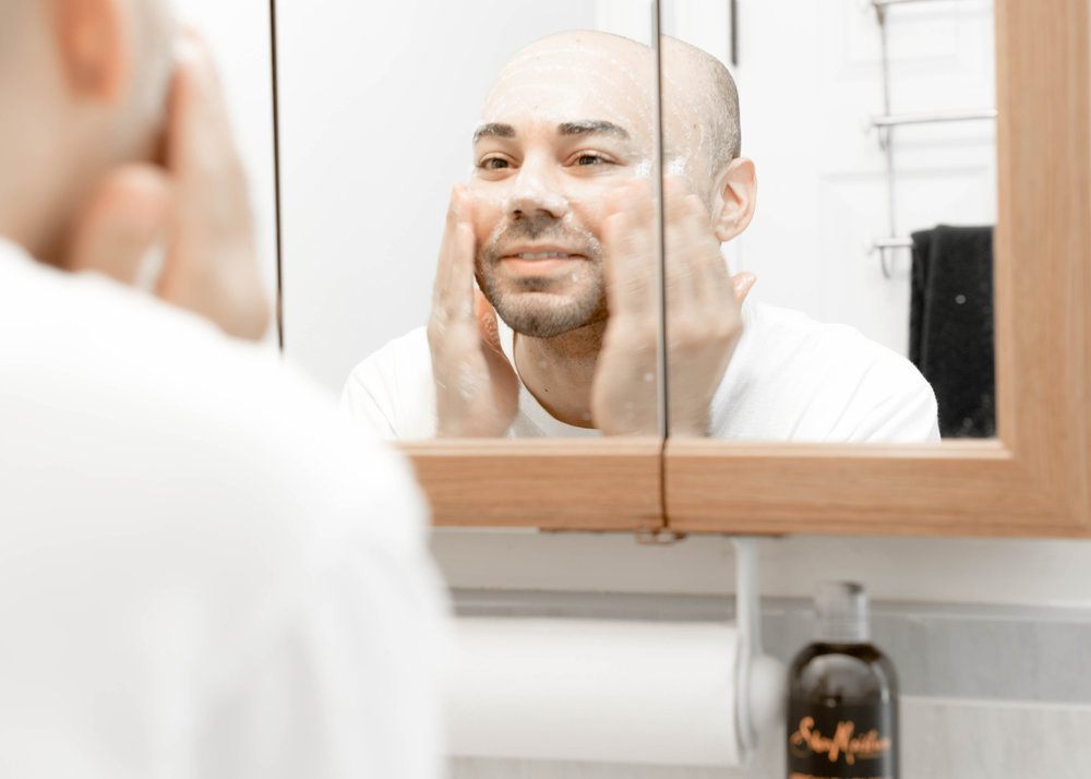 Skincare Tips for Men of Color -
