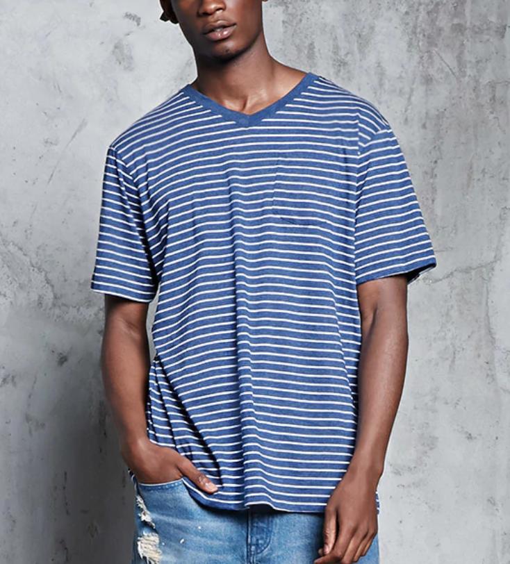forever-21-striped-vneck-tshirt.jpg