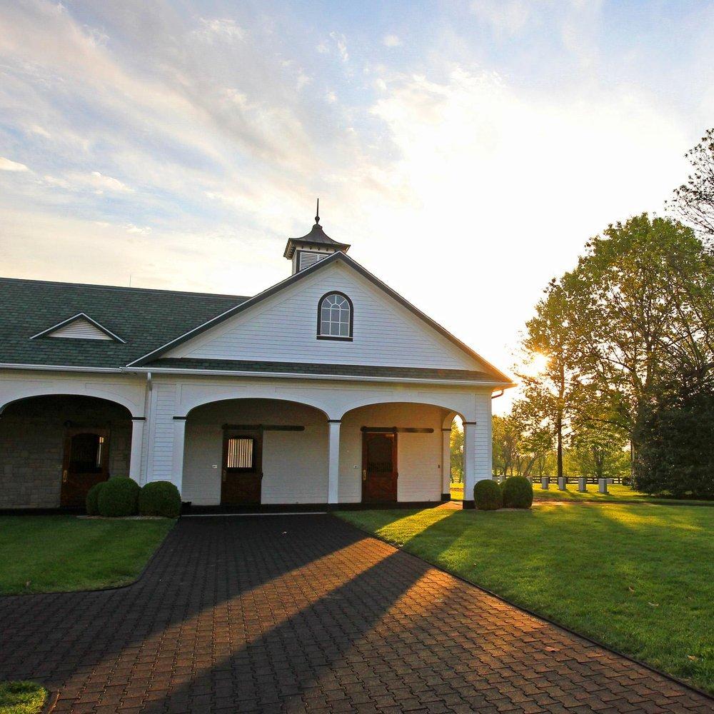Spendthrift Farm Lexington, Fayette County March 3,1:00 pm (wait listed) March 4, 1:00 pm (wait listed)