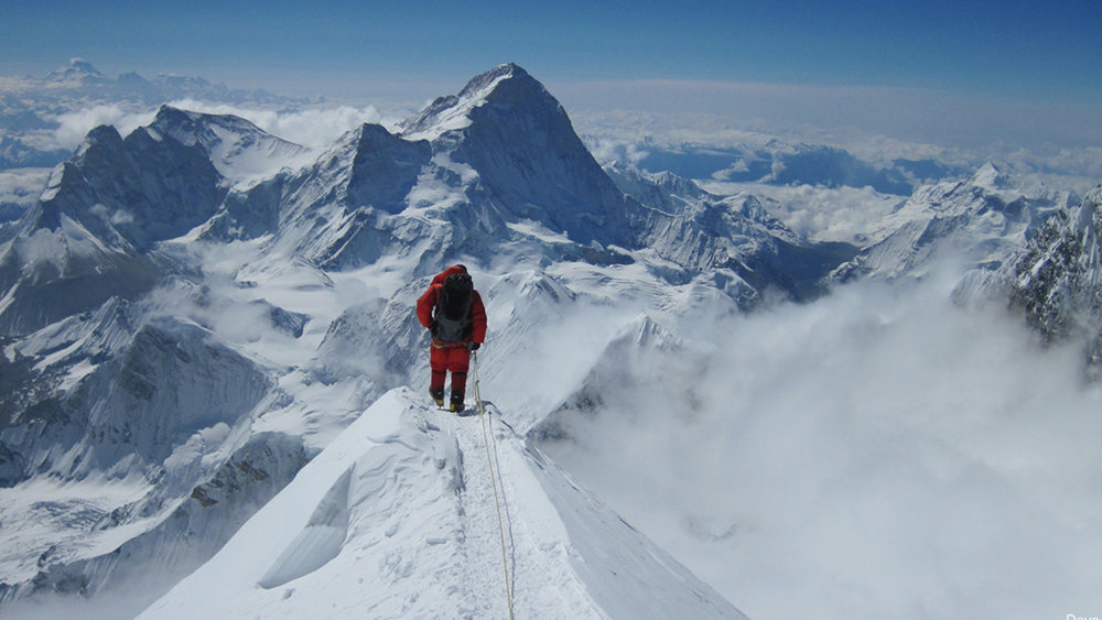 8. THE EVEREST PRINCIPLE -