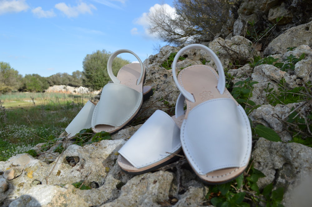 Avarcas Sandals From Menorca