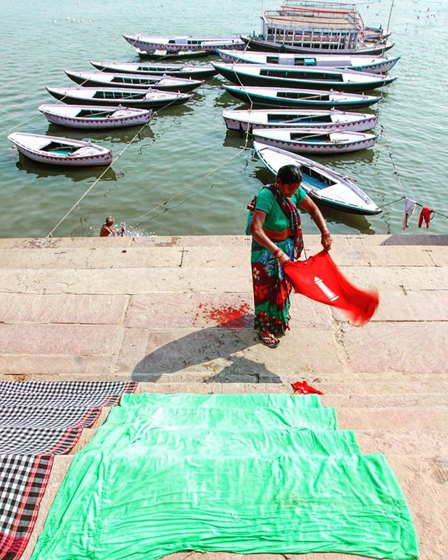 I just love this one. #india #varansi #color #lifeote #lifeisntsobad