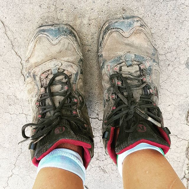 Muddy boots. The result of trekking in the Peruvian rainforest visiting the #asheninka tribe. Amazing experience. Thank you @coolearthaction  and @theadventurists for this awesome experience. #travel #lifeote
