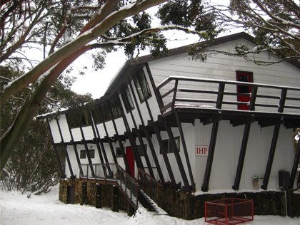 1HP Ski Club at Mt Hotham.