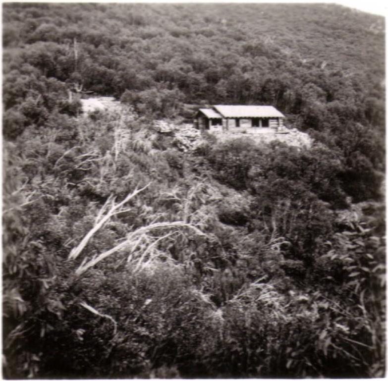 Ward Ambler cabin 1938 - 1939