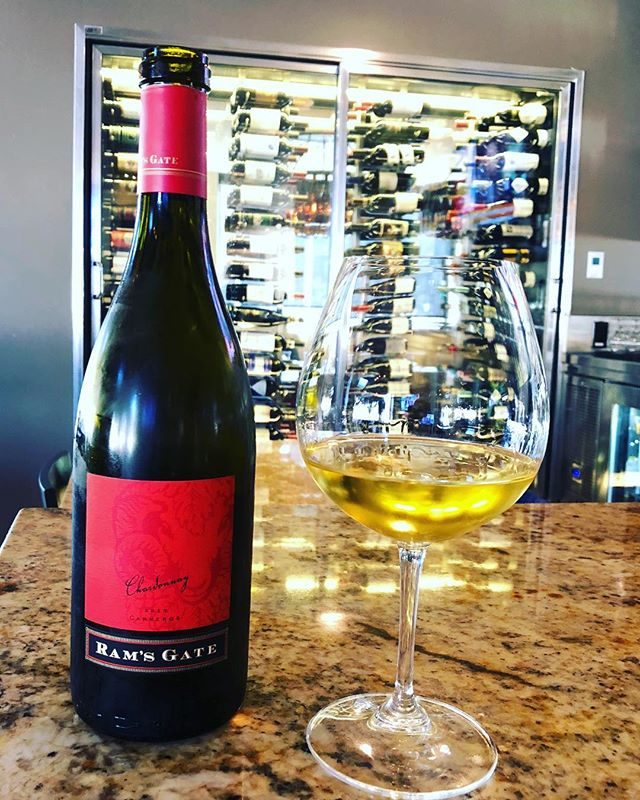 Come try our New Chardonnay @ramsgatewinery a delicious full body Chardonnay ✨