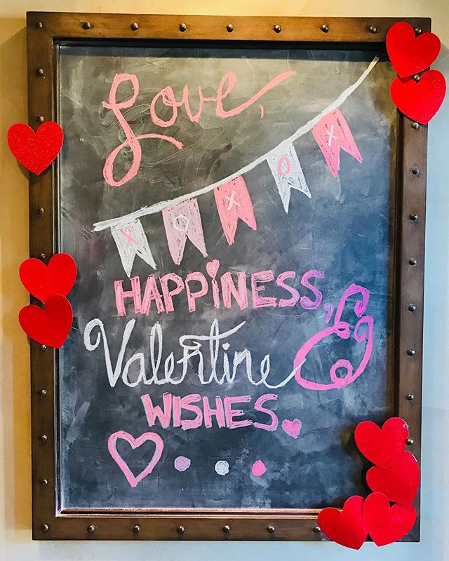 do all things with LOVE! Hope everyone has a wonderful Valentine's Day ❤️