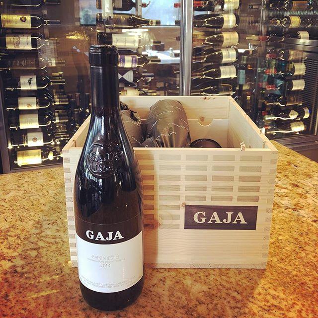 Gaja Barbaresco 14' #gajawine#tgif#saluti 🍷