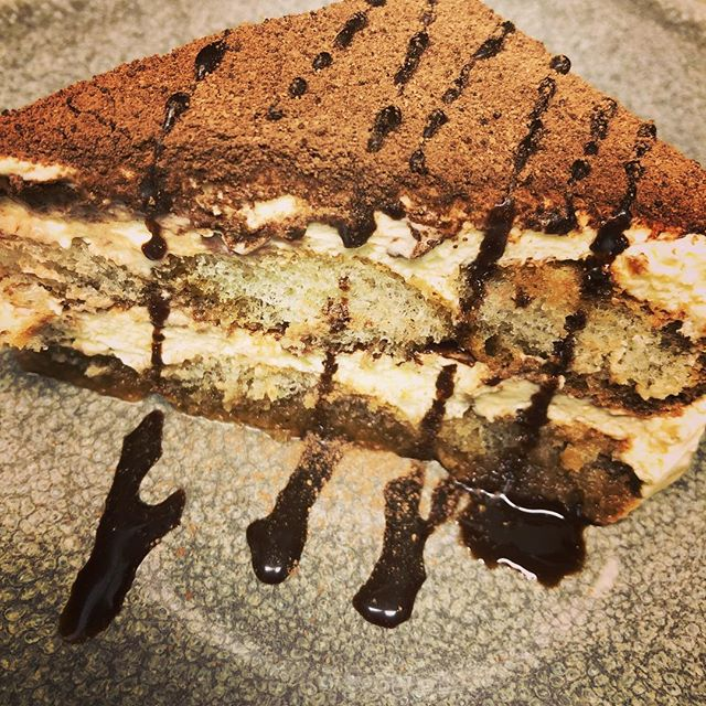 Did someone say tiramisú?! #italiandessert#homemade
