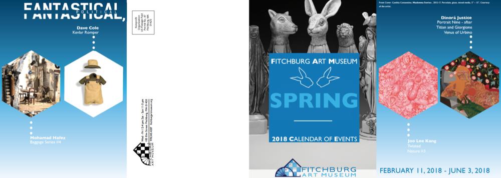 FAM Spring Calendar of Events