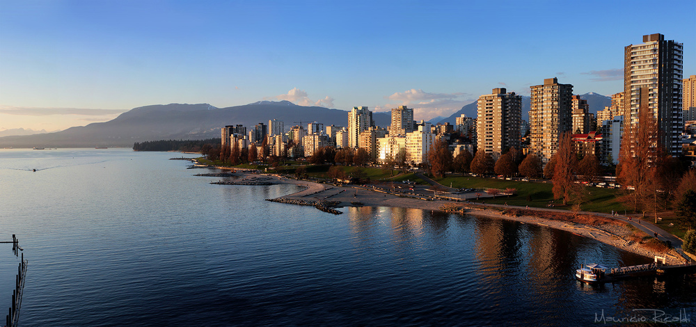 Vancouver English Bay