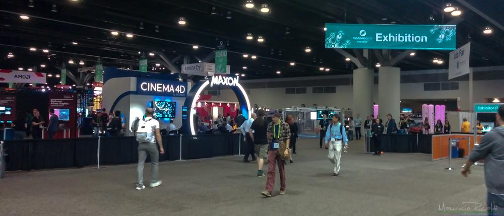 """Entrada al """"piso"""" donde estan todas las empresas de VFX"""