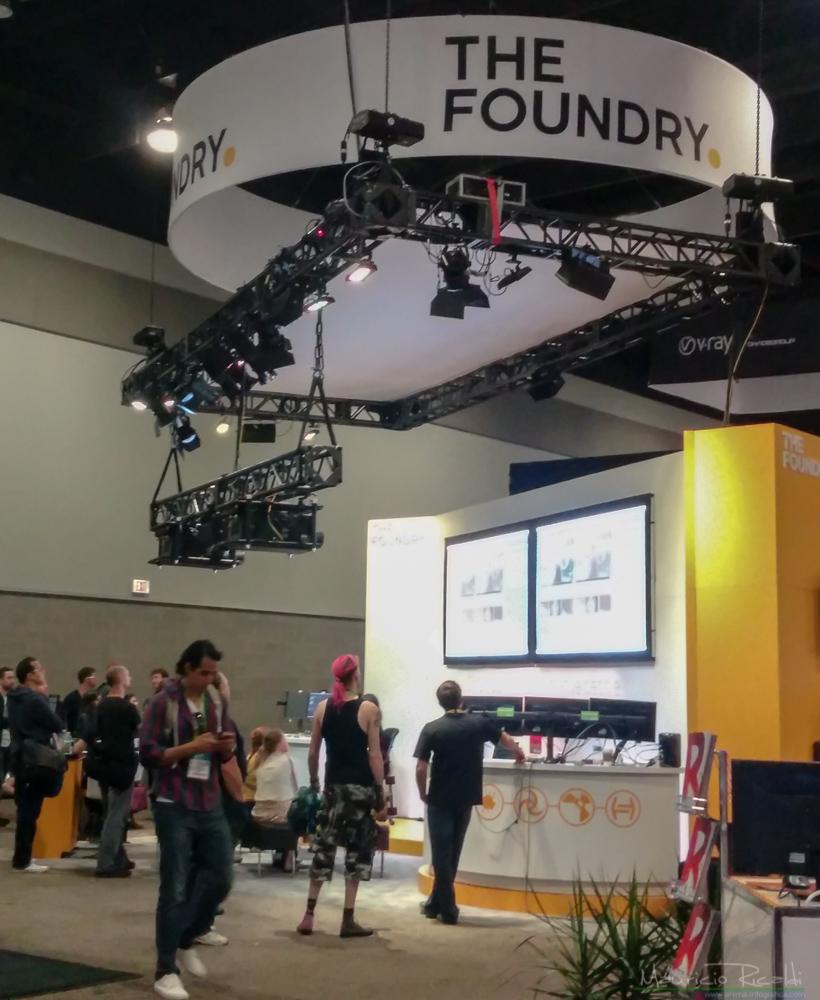 The foundry, los creadores de Nuke, el programa de composición mas popular en todos lados.