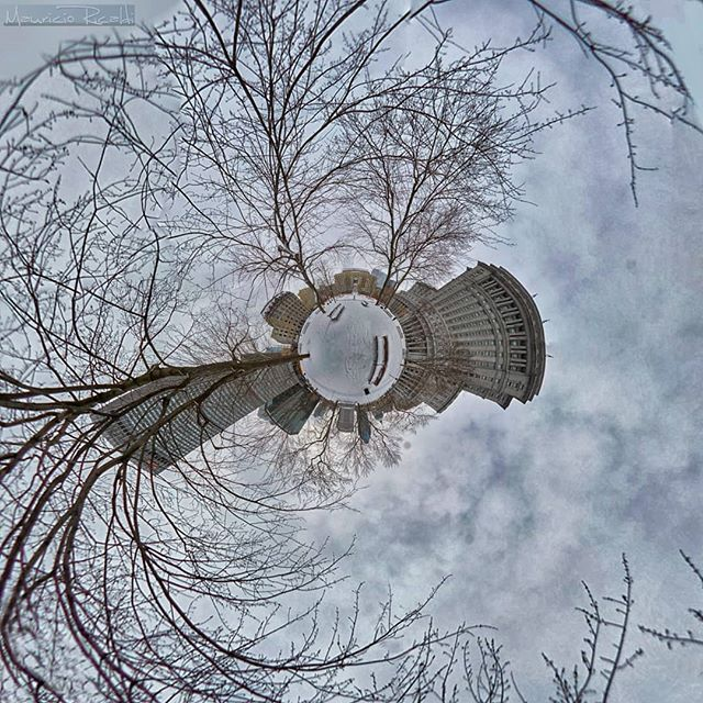 Winter in Montreal. #winter #Montréal #Dorchester #downtown #littleplanet #planet
