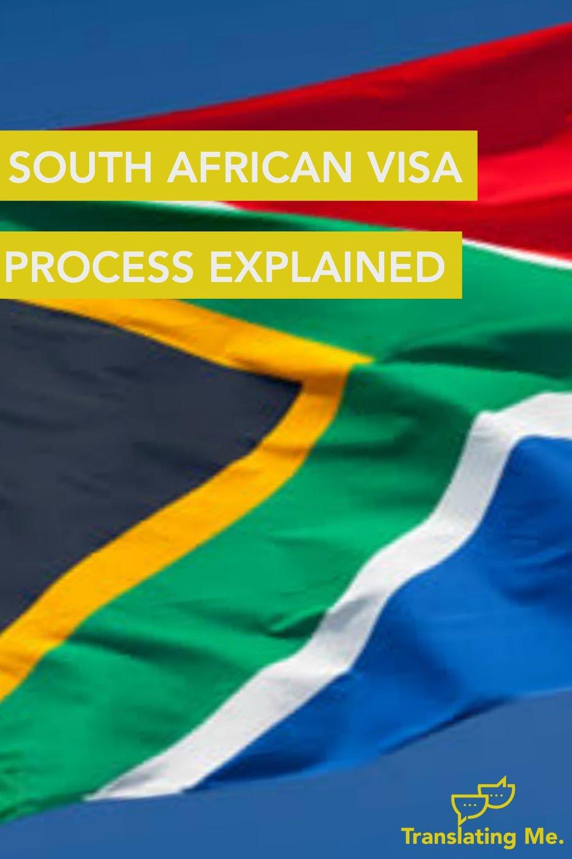 expat visa information Johannesburg