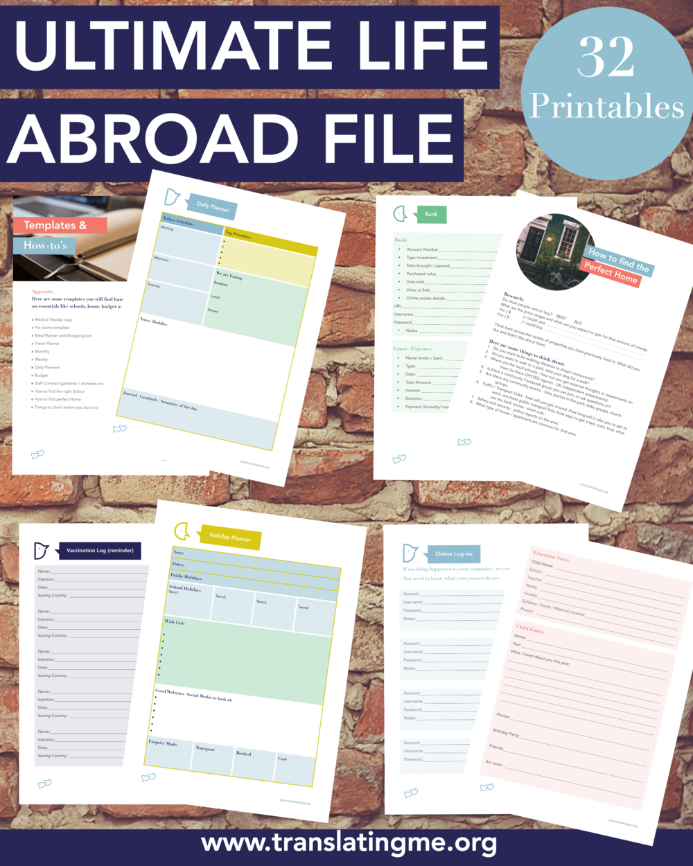 expat life abroad, free resource,