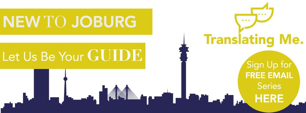 moving to Johannesburg, expat in Johannesburg