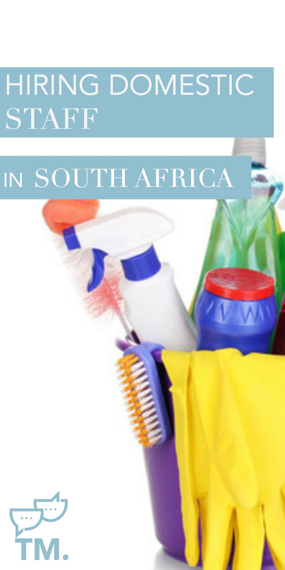 employing maids in South Africa,