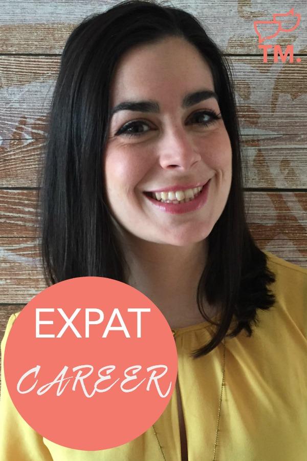 Expat entrepreneurs, global career