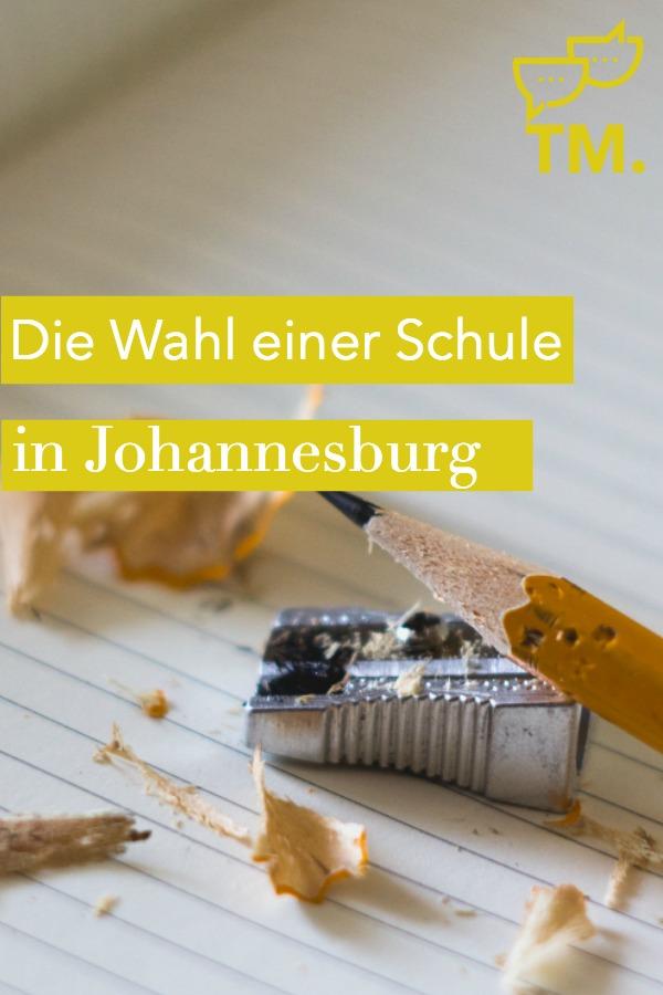 Die Wahl einer Schule in Johannesburg