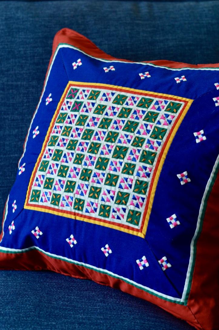 Laotian cushion