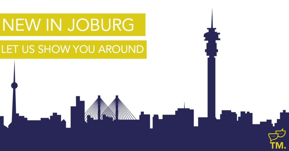 Expats in Johannesburg