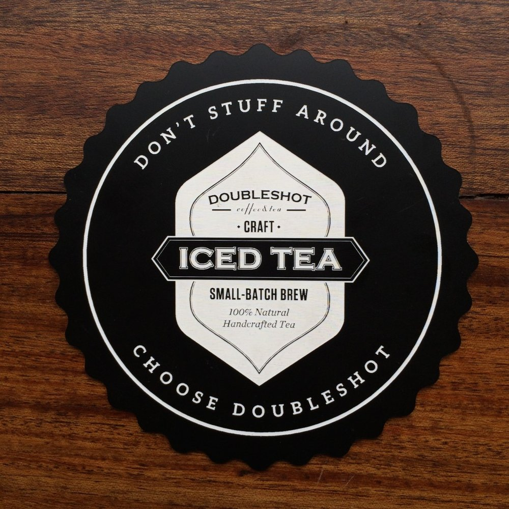 - Double Shot Coffee & Tea