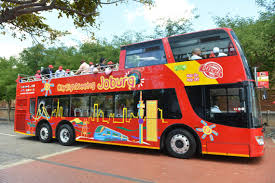 Hop on hop off bus - The best way to see Jozi