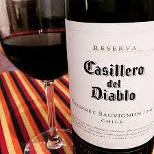 Casillero Del Diablo - Andrea Altgayer