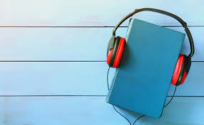 Audio Book - Our Favourites are The Harry Potter series and Anne of Green Gables and  Bill Bill Bryson's books.