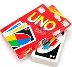 Games - Uno, Boggle and I Spy are great car games!